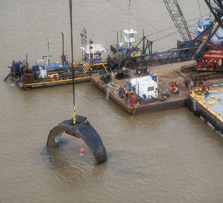 Baytown Tunnel Removal