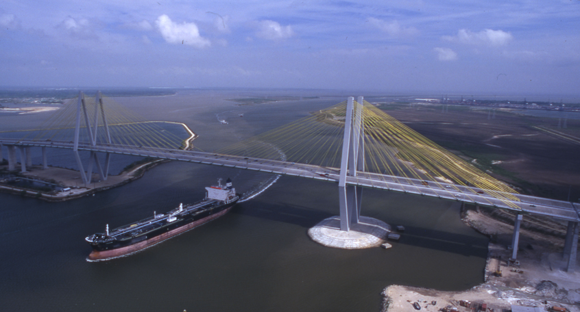 Fred Hartman Bridge, Baytown, Texas