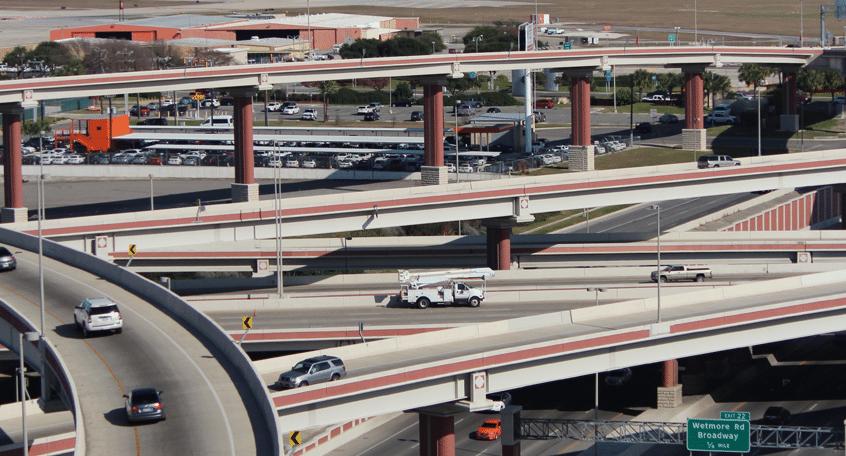 I.H. 410 - U.S. 281 Interchange, San Antonio