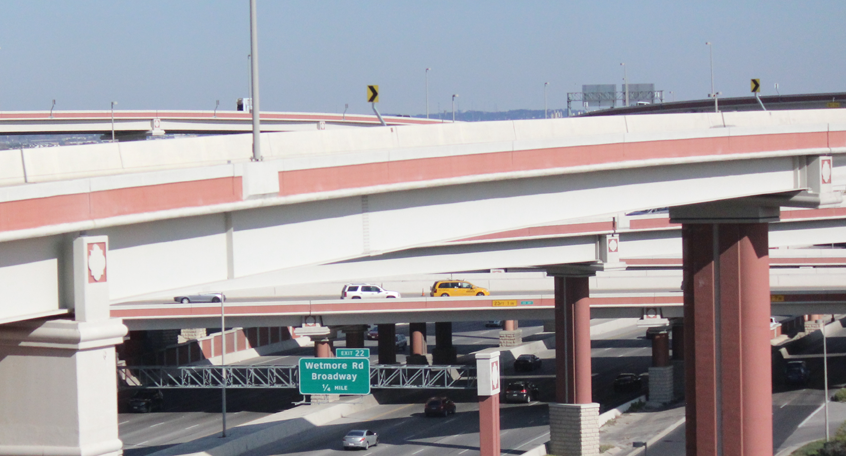 I.H. 410 - U.S. 281 Interchange, San Antonio
