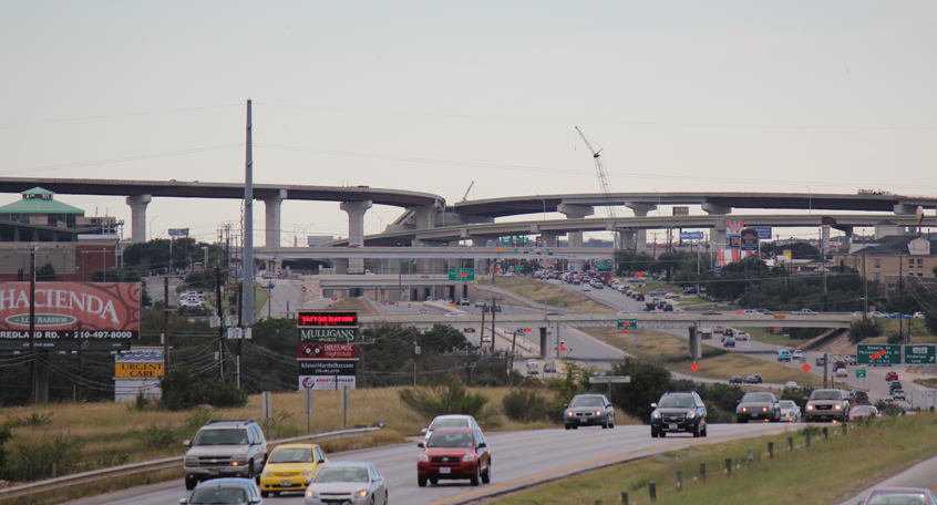 US 281 - Loop 1604, San Antonio, Texas